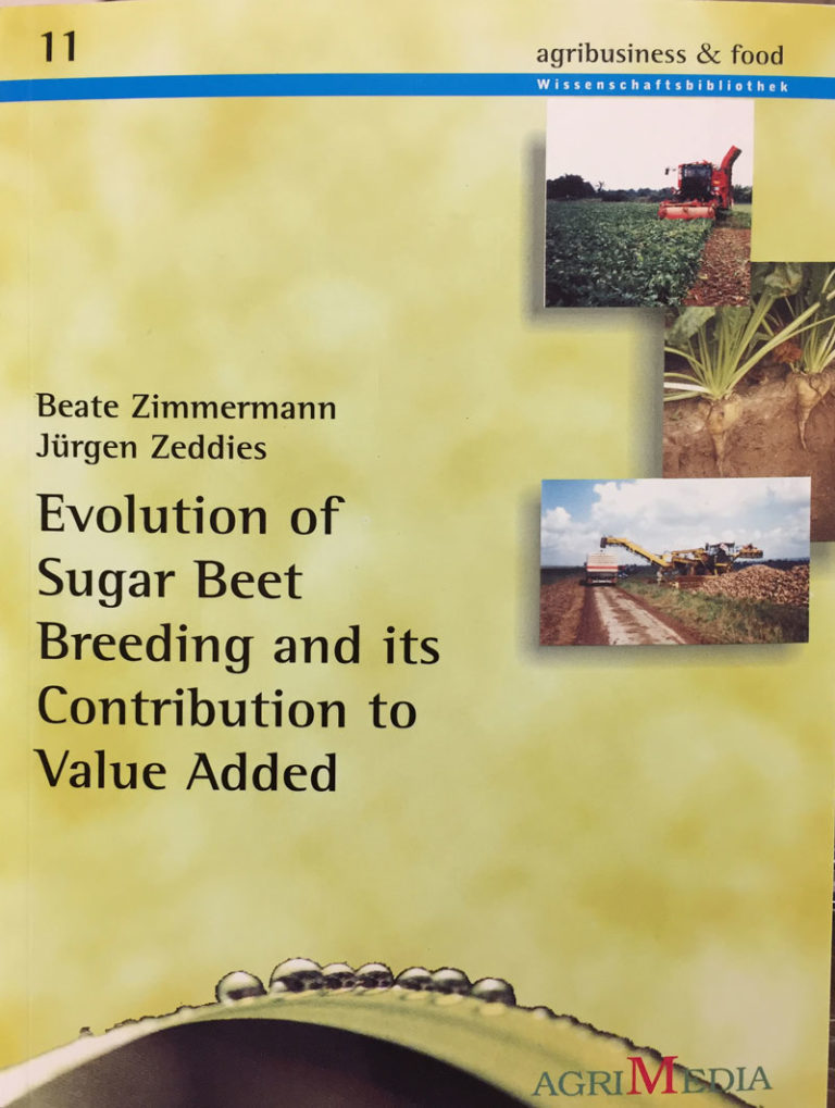 Evolution of Sugar Beet Breeding And It's Contribution To Value Added